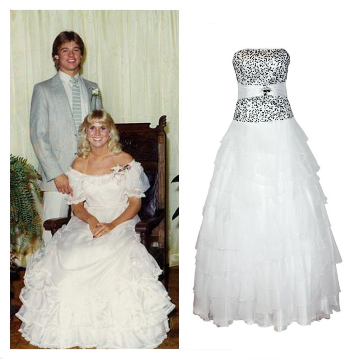 c6a758fbb83 Prad Pitti kaaslane kandis valget maani kleiti, mille erinevad kihid  harmoneerusid imehästi tüdruku kuldsete lokkidega.